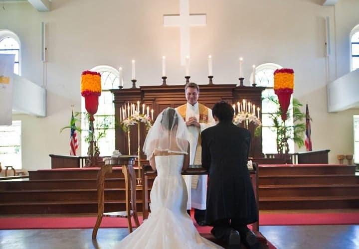 【花嫁満足度No.1!】本格教会ドリームプラン